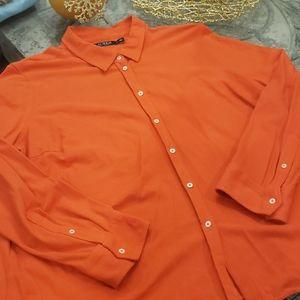 🌹Ralph Lauren button down shirt